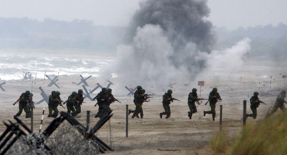 Zapad (West) 2009 strategic military exercise