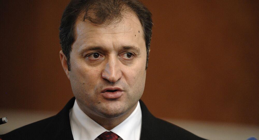 Former PM Vladimir Filat