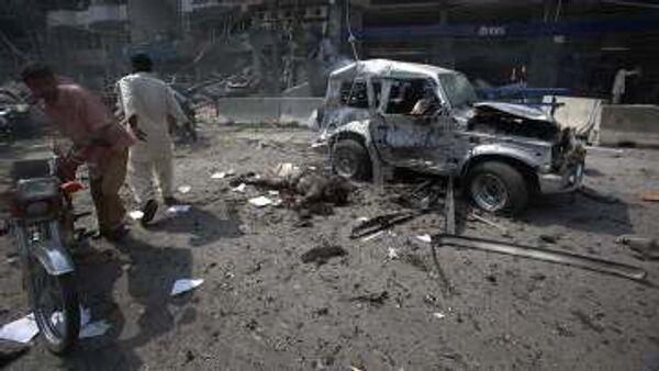 Pakistani intelligence agency blast death toll rises to 10  - Sputnik International