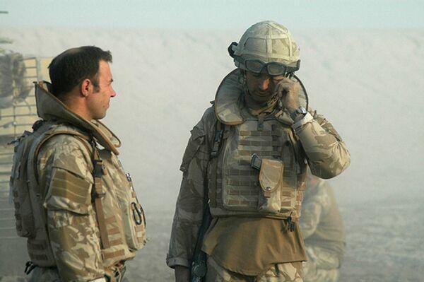 Британские войска в Ираке - Sputnik International