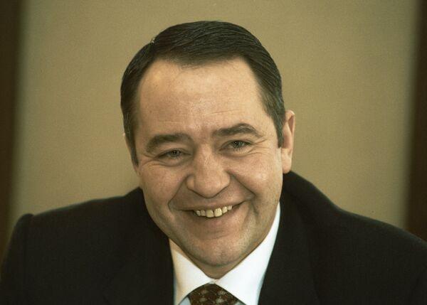 Mikhail Lesin - Sputnik International