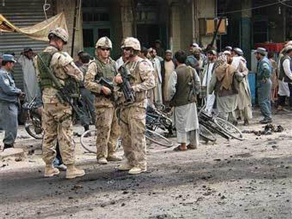 U.S. prepares to send additional troops to Afghanistan - TV - Sputnik International