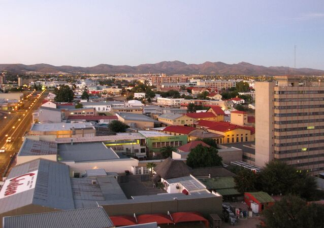 Windhoek, Namibia's capital