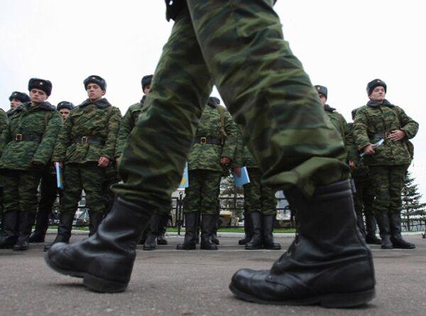 Russian military announces large-scale Vostok-2010 drills - Sputnik International
