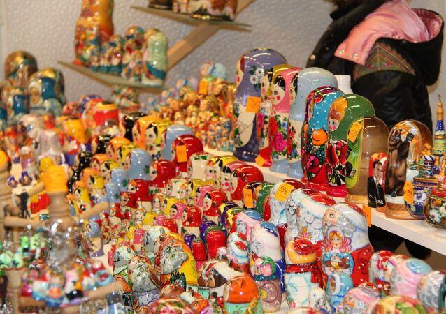 Russian Matryoshka dolls