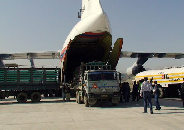 Humanitarian aid for Afghanistan