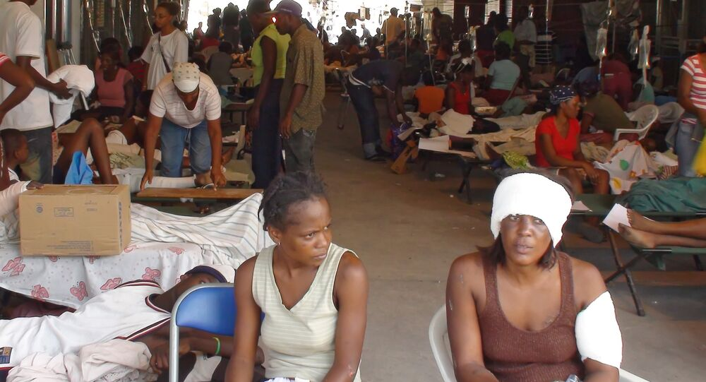 With no durable housing solutions, tens of thousands of Haitians remain homeless five years after the devastating earthquake hit the country