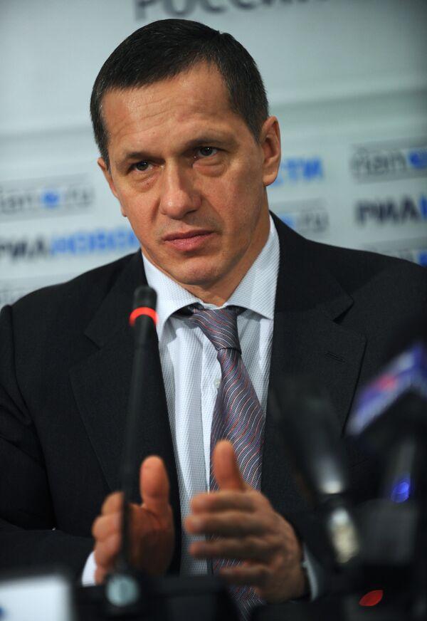 Natural Resources Minister Yuri Trutnev - Sputnik International