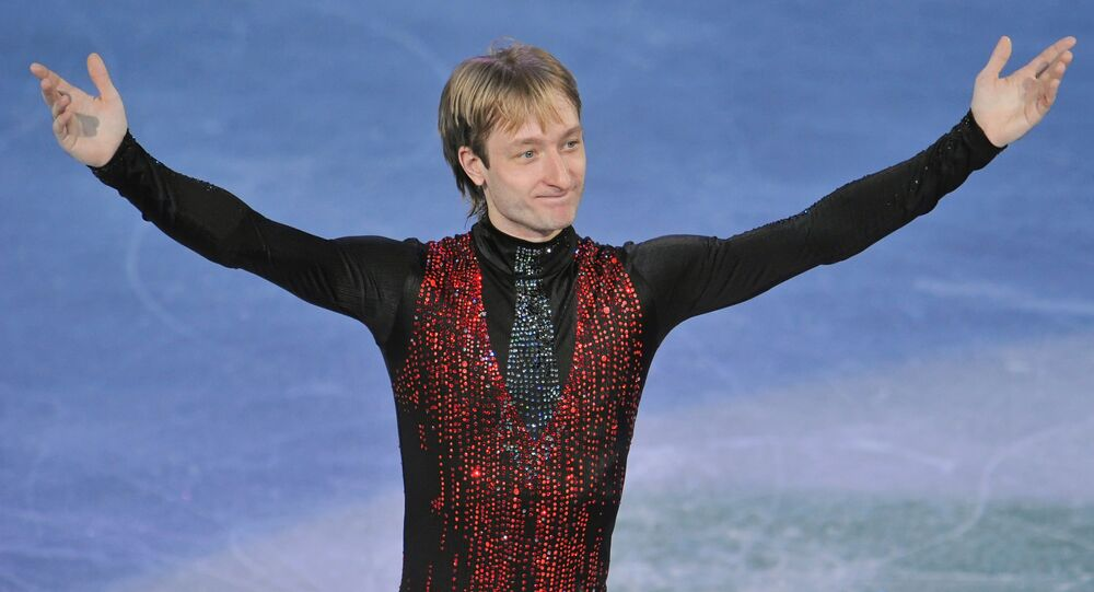 Legendary Russian skating star, two-time Olympic Champion Evgeniy Plushenko is resuming his career after a two-year break.