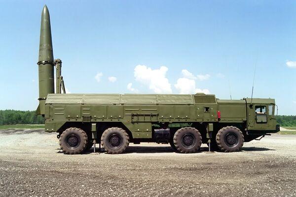 Iskander-E tactical missile system - Sputnik International