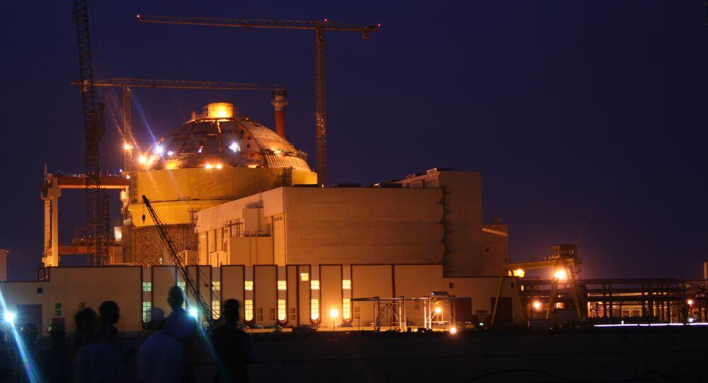 Kudankulam nuclear power plant