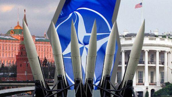 Россия, НАТО, США - Sputnik International
