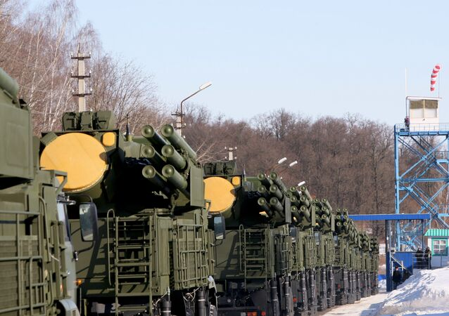 Deputy head of Russian Aerospace Defence Forces said that Russia has already deployed air defense missile and artillery weapon systems Pantsir and plans to place MiG-31 interceptor aircraft in the Arctic region.