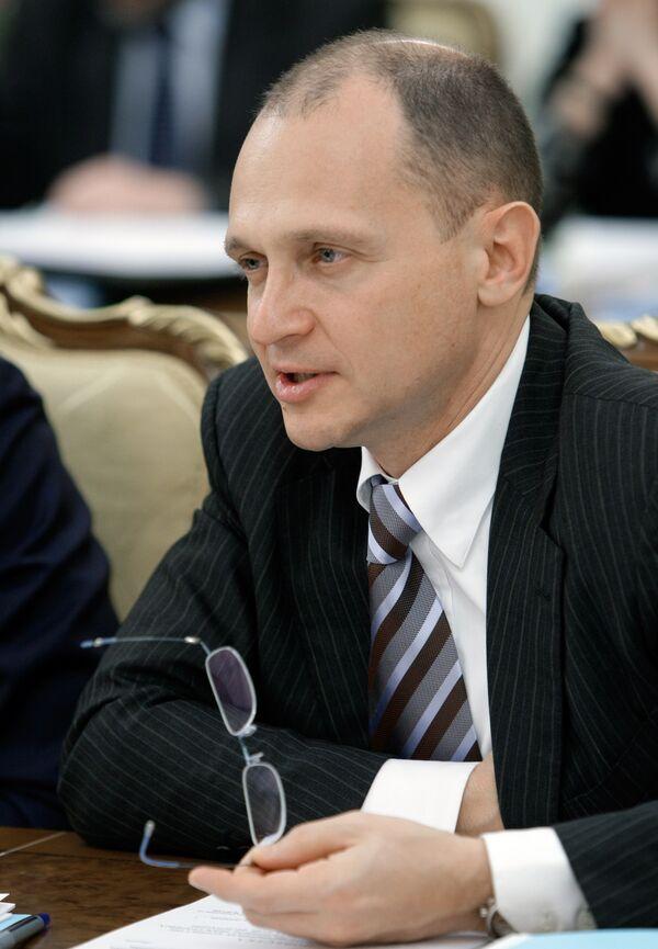 Russia's nuclear chief Sergei Kiriyenko - Sputnik International