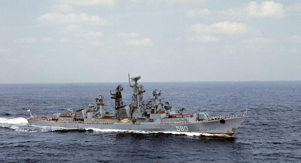 ASW ship Steregushchy