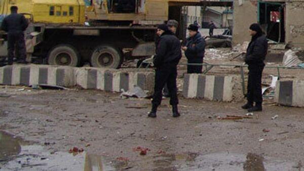 Act of terrorism in Dagestan. Archive. - Sputnik International