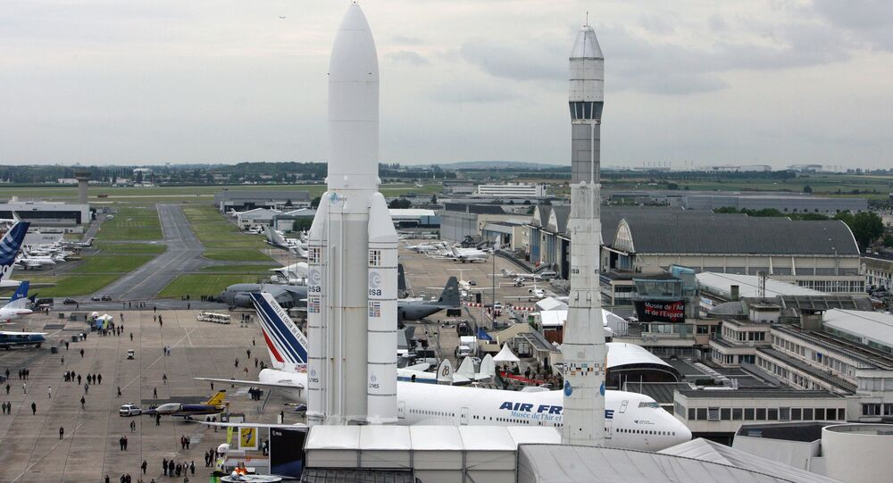 Brazil to develop carrier rocket by 2014