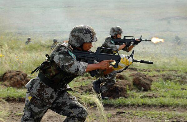 The Shanghai Cooperation Organization (SCO) will conduct a series of anti-terror drills from September 9 - 25 in Kazakhstan - Sputnik International