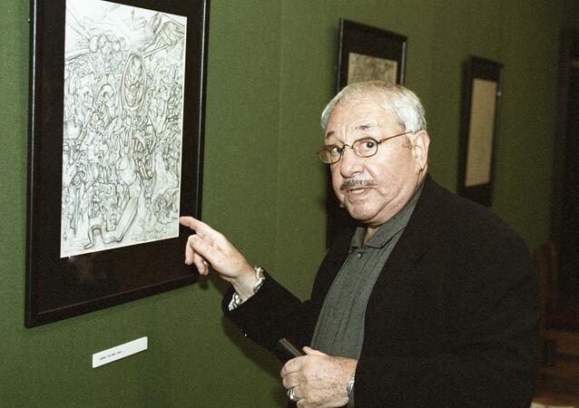 Sculptor Ernst Neizvestny