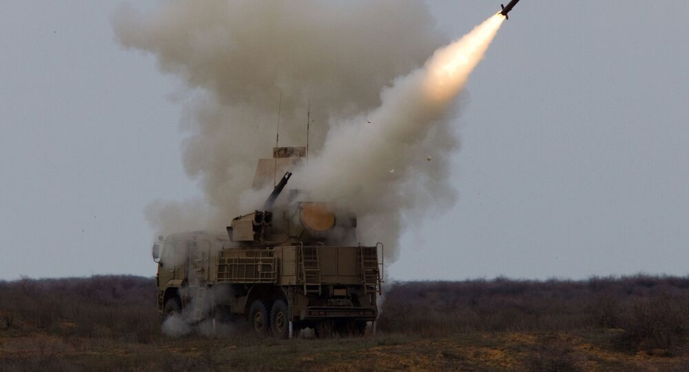 Large air defense exercise held in southern Russia