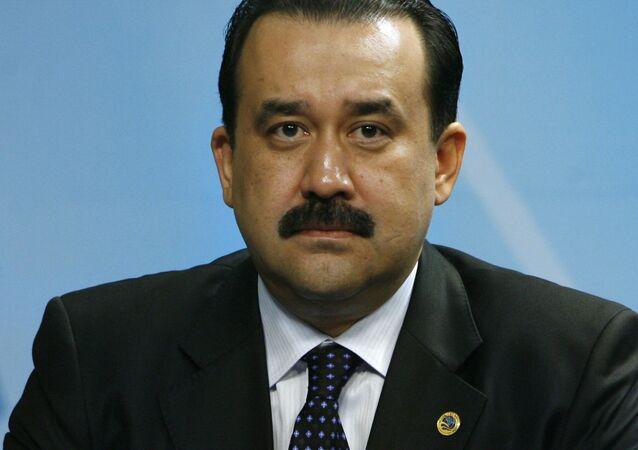 Kazakh Prime Minister Karim Masimov