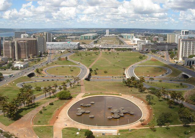 Brasilia - a unique city built from scratch