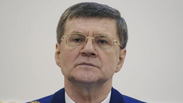 Yury Chaika - Sputnik International