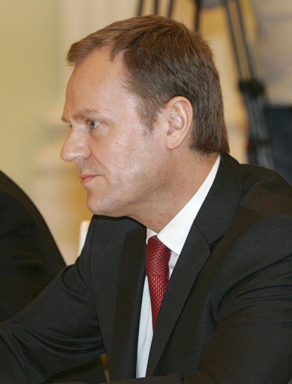 Donald Tusk - Sputnik International