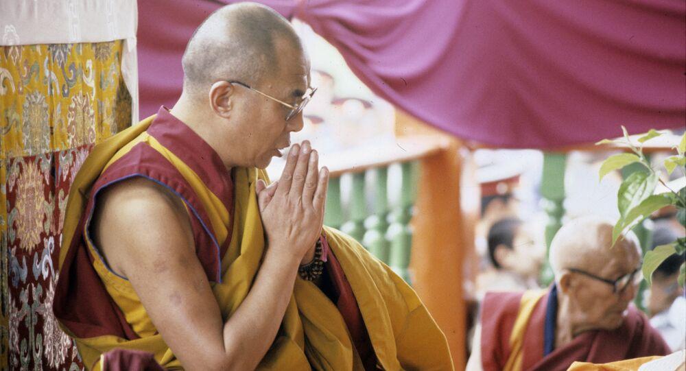 Dalai Lama XIV conducts holiday service in Ivolginsky datsan