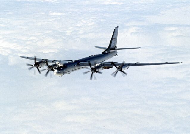 The Russian Defense Ministry confirmed that two Russian Tu-95MS bombers were escorted by US fighters near Alaska.w