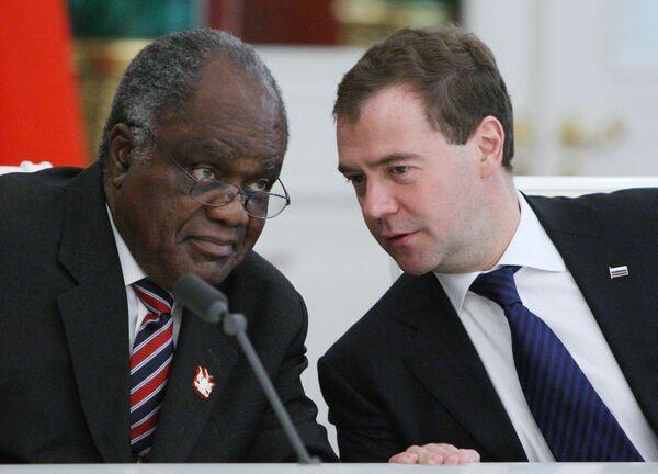 Russia's Rosatom applies to develop Namibian uranium deposit  - Sputnik International