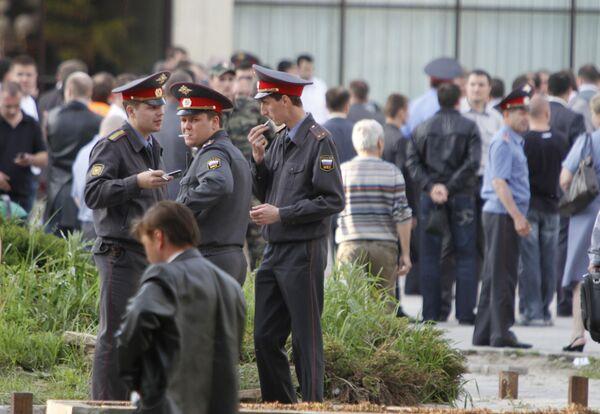 Police in North Caucasus unable to tackle violence  - Sputnik International