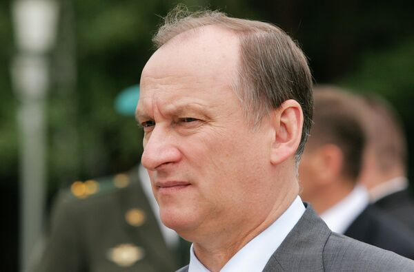 Russian Security Council head Nikolai Patrushev - Sputnik International