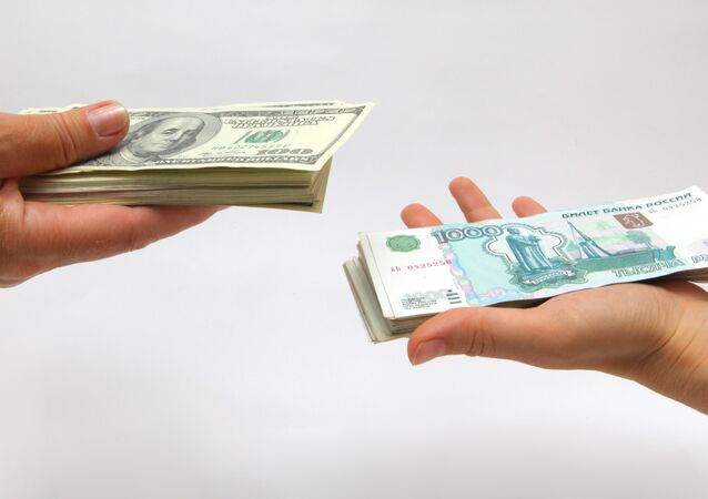Russian currency seen strengthening 28 rubles to $1 by fall