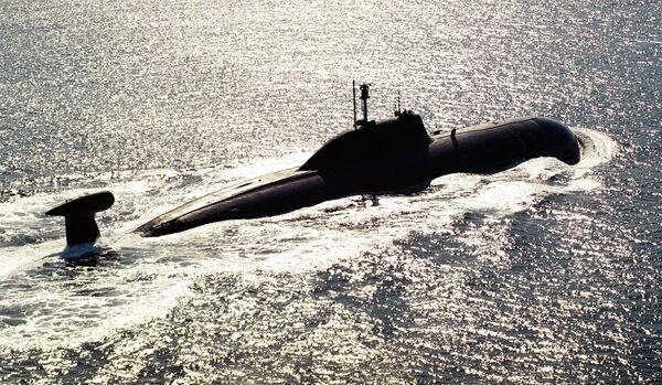 K-152 Nerpa nuclear-powered attack submarine - Sputnik International