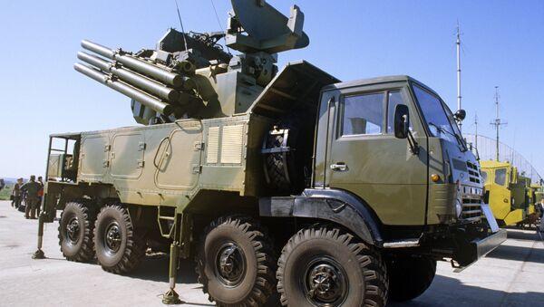 Pantsir-S short-range air defense system - Sputnik International