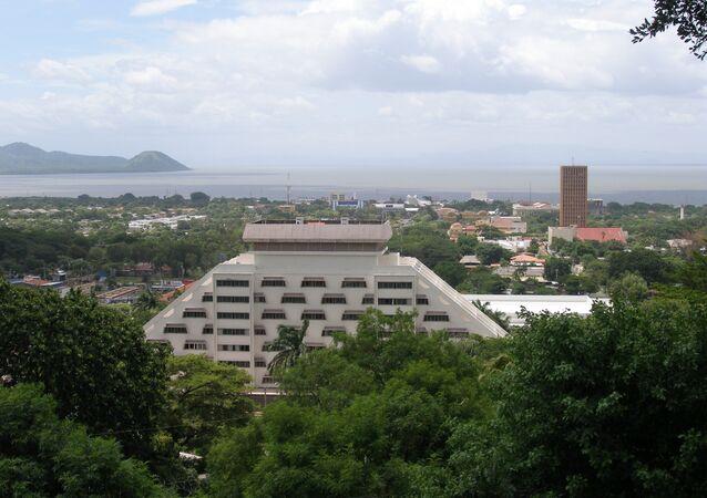 Nicaragua's capital Managua