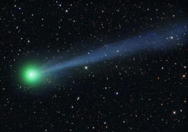 The C/2009 R1 comet