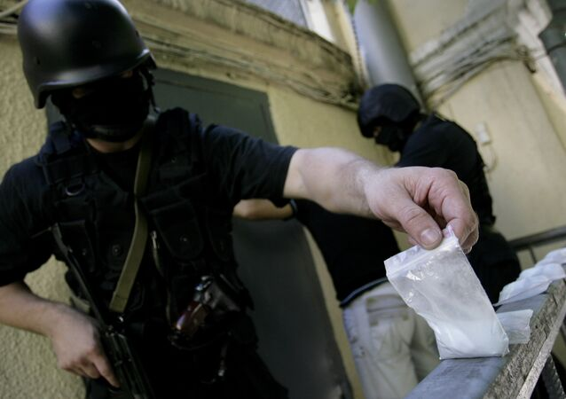 Russian-Afghanistan trade needed in fight against drug trafficking