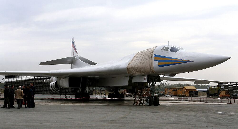 New Tu-160 Blackjack strategic bomber officially entered service with Russia' Air Force