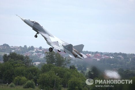 Russia's fifth-generation fighter jet completes first stage of tests