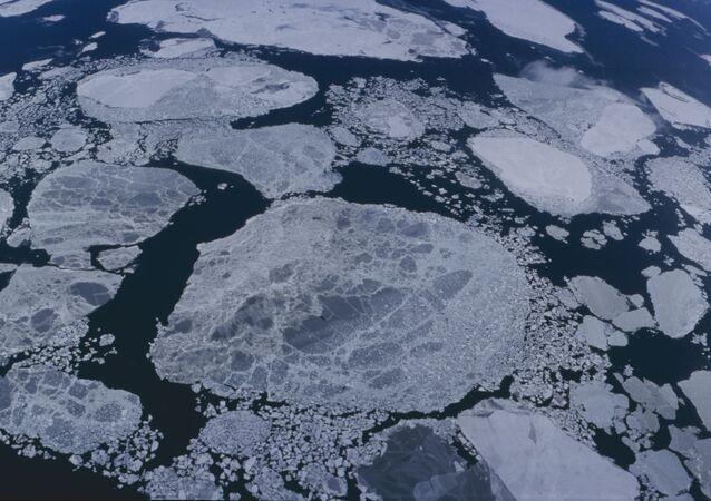 Bering Strait (File photo).