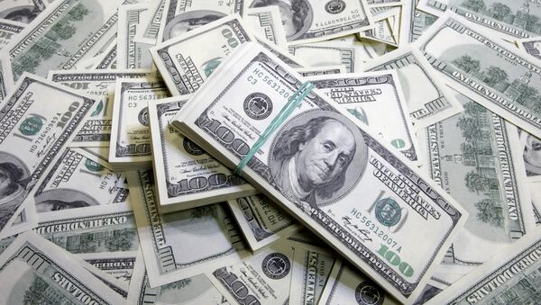 The dollar exchange rate rose amid speculation that the US Federal Reserve will increase interest rates by mid-2015 despite the country's considerable unemployment rate - Sputnik International