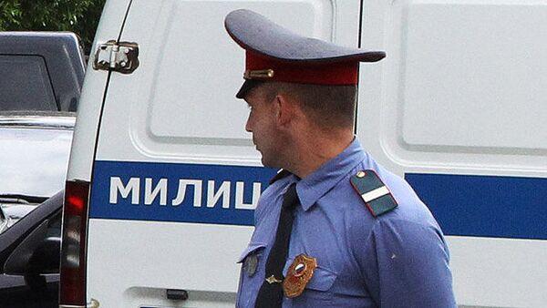 Police officer killed in Russia's North Caucasus  - Sputnik International