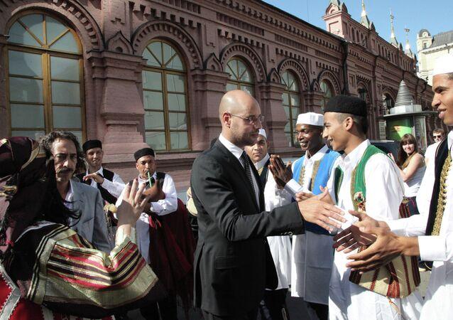 Saif Islam Gaddafi
