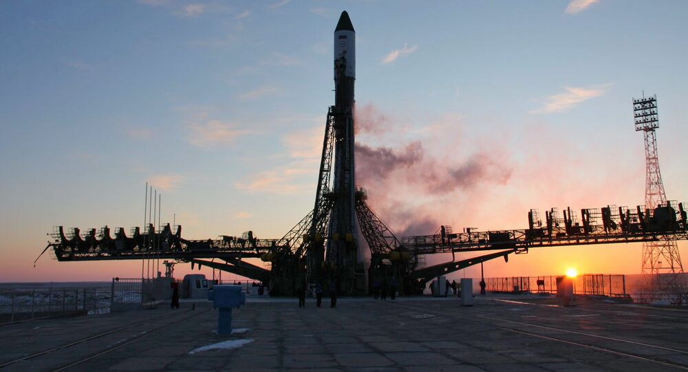 Progress M cargo spacecraft