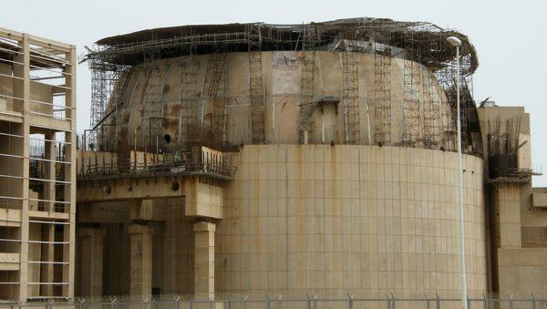 The Bushehr nuclear plant - Sputnik International