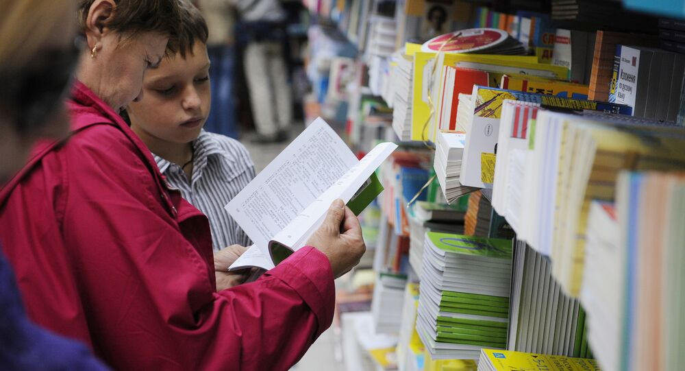 New Ukrainian Textbook Erases Crimea From Country's List of Territories