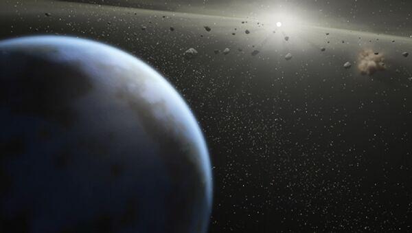 Tunguska-Sized Asteroid Homing on Earth - Sputnik International