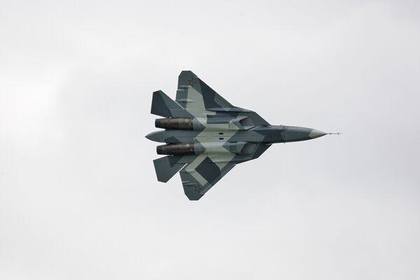 Russia's 5G fighter - Sputnik International